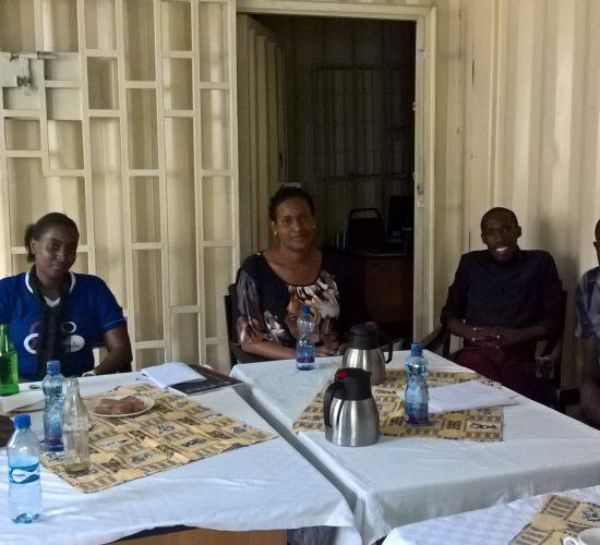 EWB-Kenya Seminar at Mukuru Slum Skills Training Centre